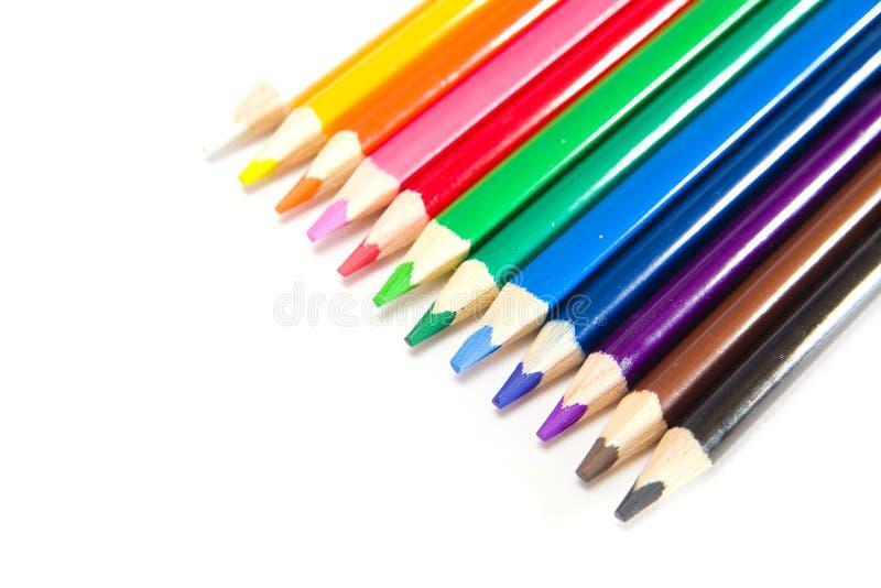 Download Matite immagine stock. Immagine di colorful, disegno, impari - 7314087