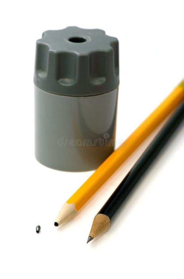 Download Matite fotografia stock. Immagine di ardesia, yellow, grafite - 7314864