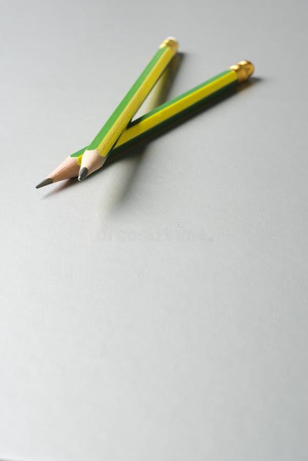 Matite della grafite immagine stock