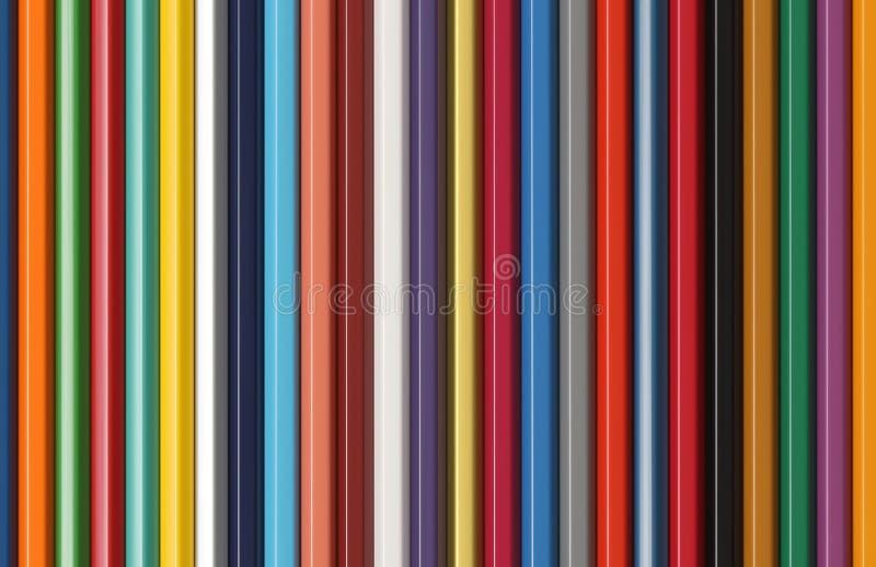 Download Matite di colore illustrazione di stock. Illustrazione di strumento - 30831559
