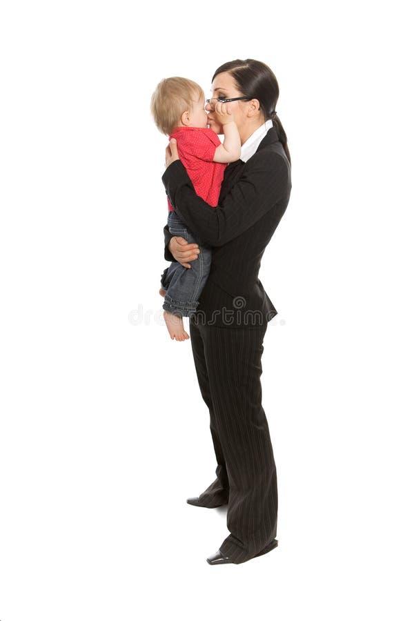 matka córkę fotografia royalty free