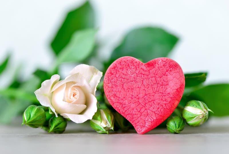 Matka dzień lub valentine karta fotografia royalty free
