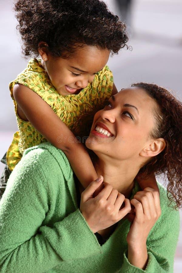 matka dziecka obraz royalty free
