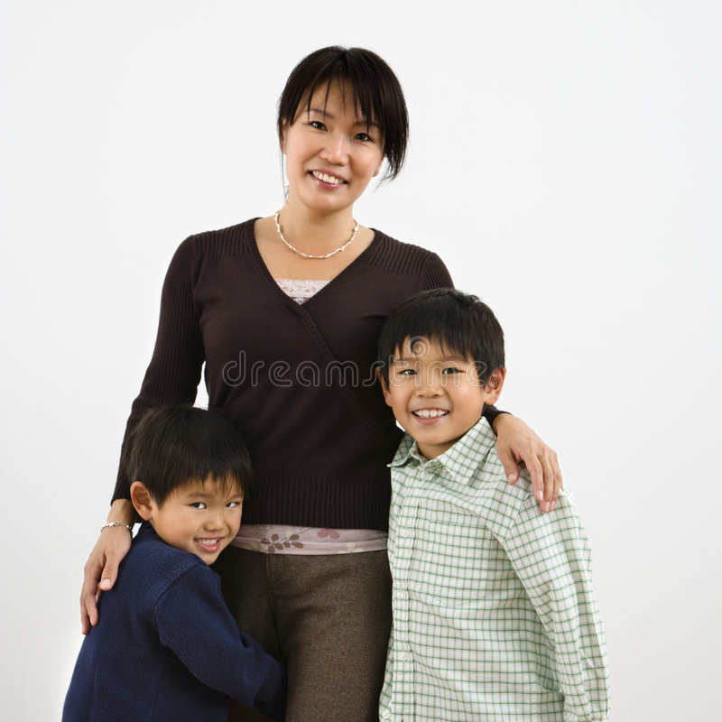 matka dziecka obrazy stock