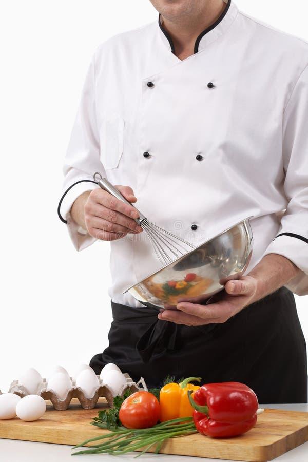 matlagning royaltyfria bilder
