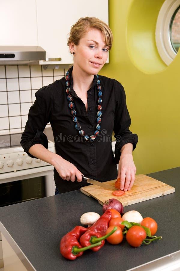 matlagningkök arkivfoto