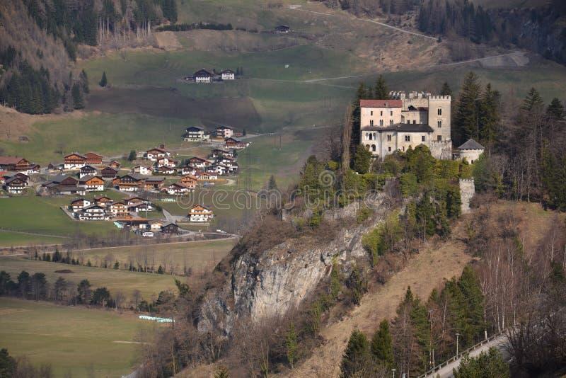 Matrei in Osttirol, Oostenrijk royalty-vrije stock foto's