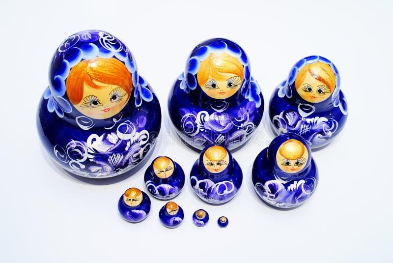 Matreshka imagens de stock