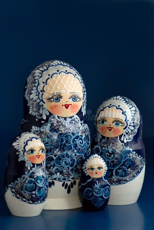 Download Matreshka stock image. Image of blue, russia, doll, ethnic - 14724769