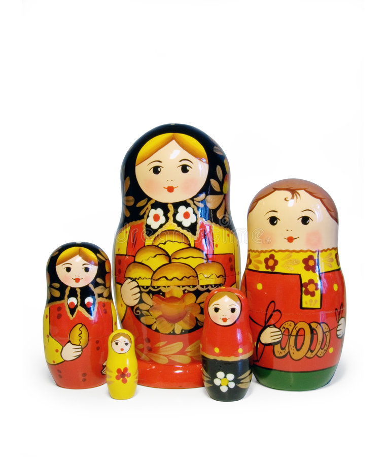 Free Matreshka Stock Images - 3196834