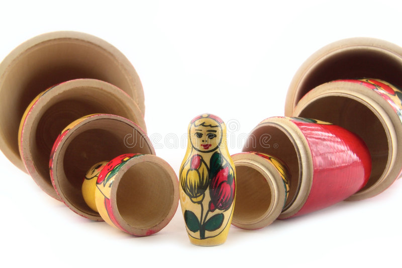 Matreshka fotos de stock royalty free