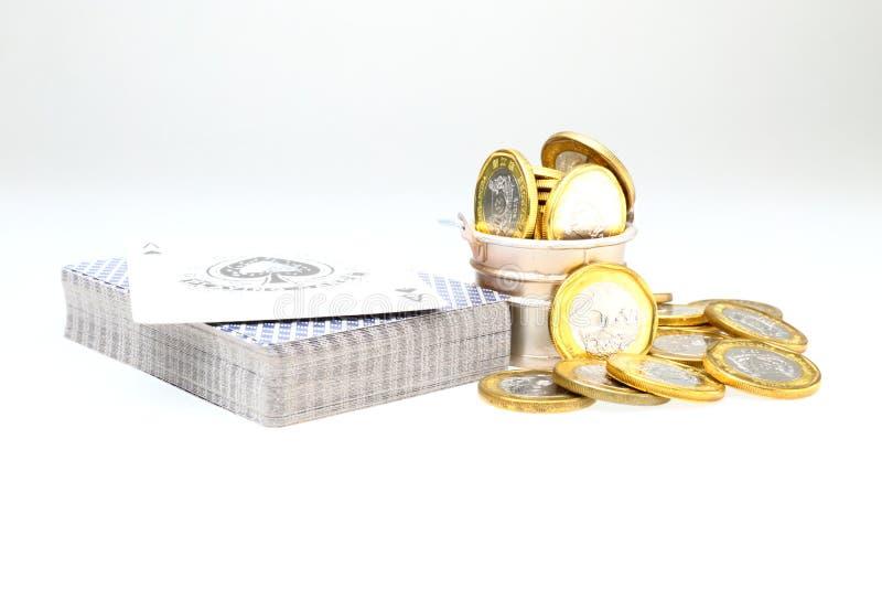 Matrices dans les finances I photos libres de droits