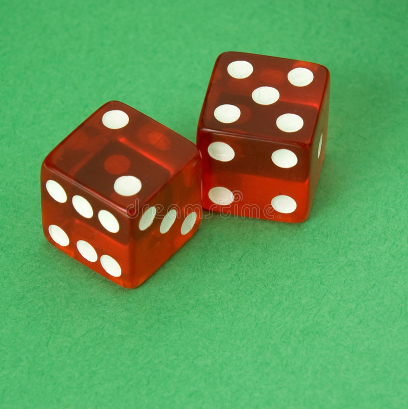 Matrices de jeu images stock