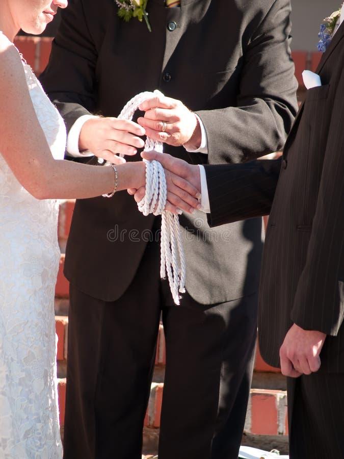Matrimonio imagen de archivo