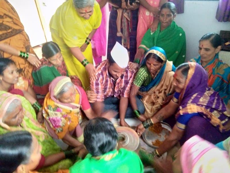 Matrimonio indio fotos de archivo libres de regalías