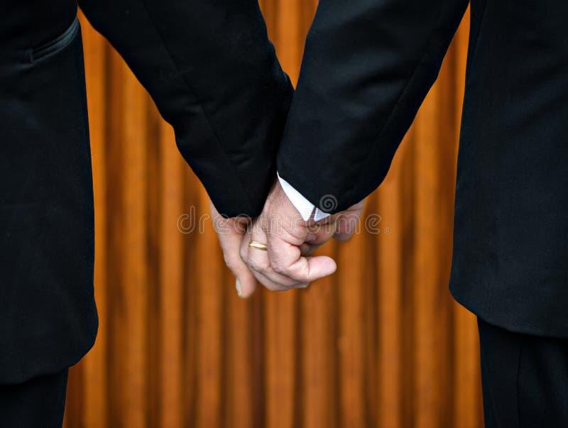 Matrimonio omosessuale immagine stock