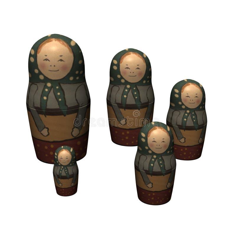 Download Matrioshka Doll Stock Photo - Image: 10976810