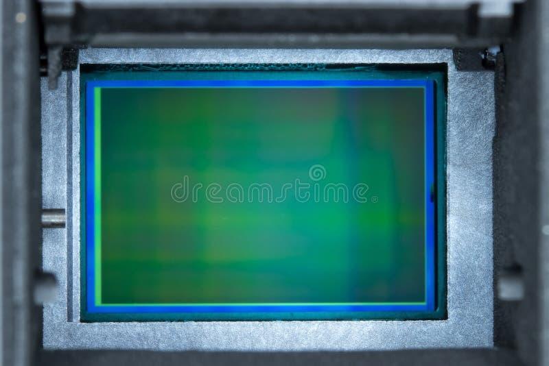Matriskameramakro royaltyfria bilder