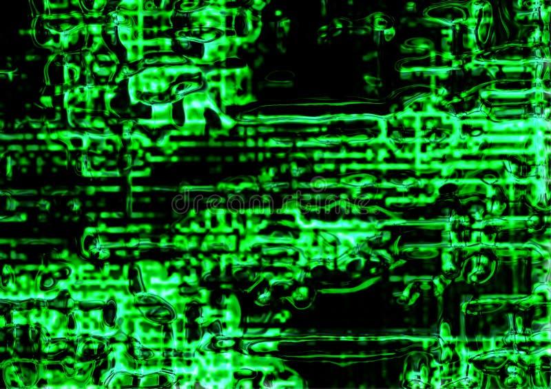 Matrix background royalty free stock image