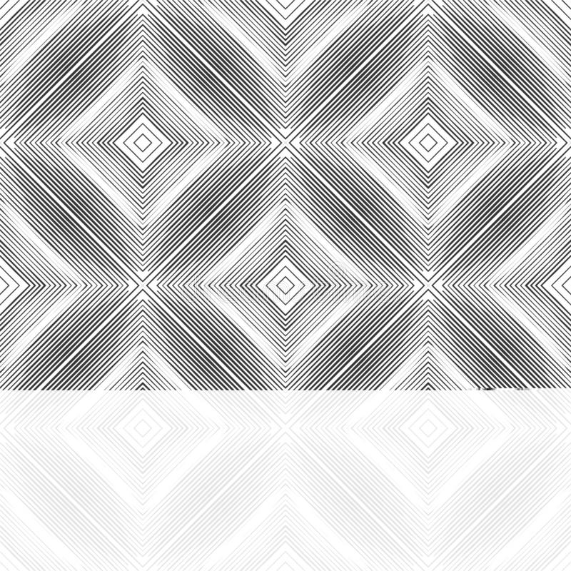 Matrix texured seamless pattern black n white vector design illustration stock photo