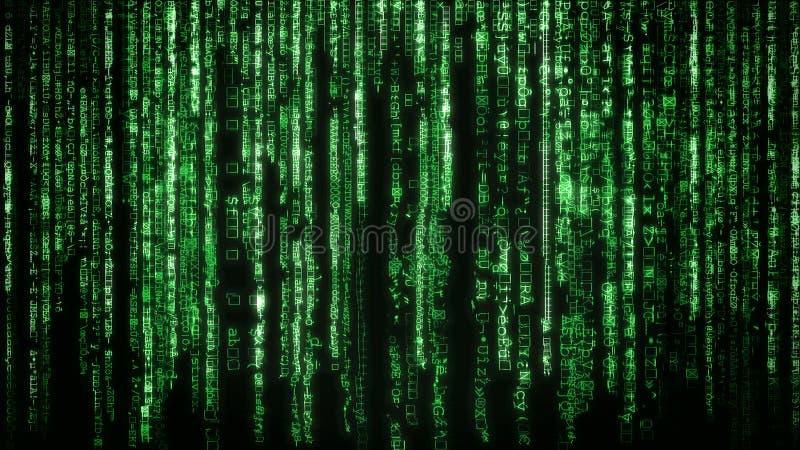 Matrixhintergrund