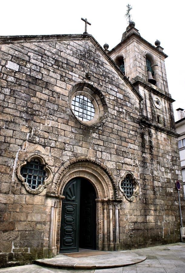 Matriz church of Moncao royalty free stock image