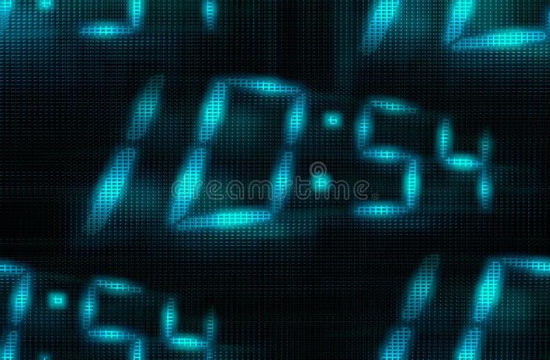 Matriz conduzida Digitas imagens de stock