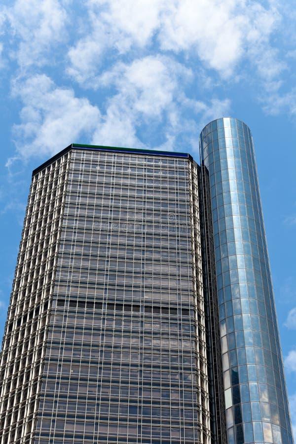 Matrizes de General Motors fotografia de stock royalty free