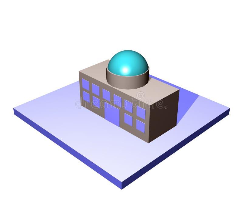 Matrizes - série da gerência da cadeia de aprovisionamento ilustração stock