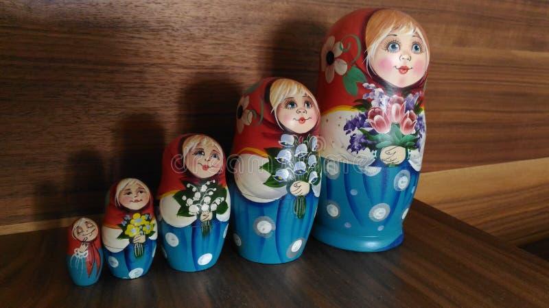 Matrushka do russo fotos de stock royalty free