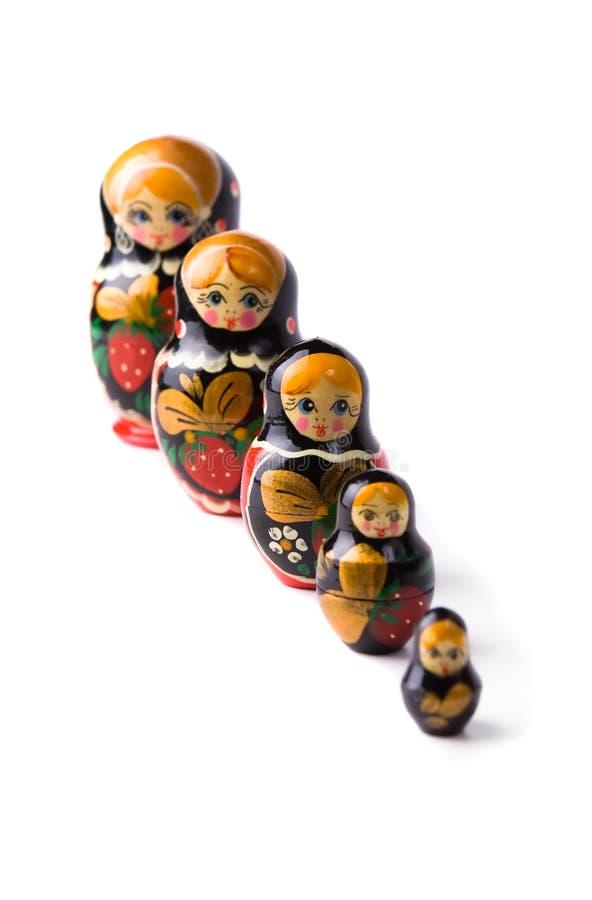 Download Matrushka Toys stock image. Image of colorful, doll, handmade - 5728263