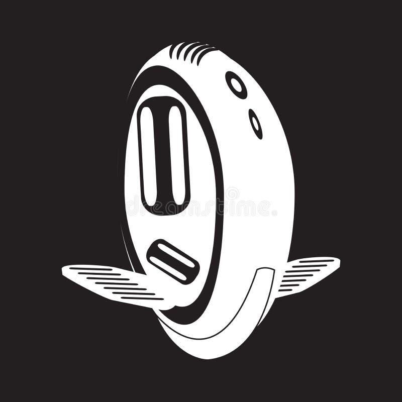 Matrycuje Gyro koło ilustracji