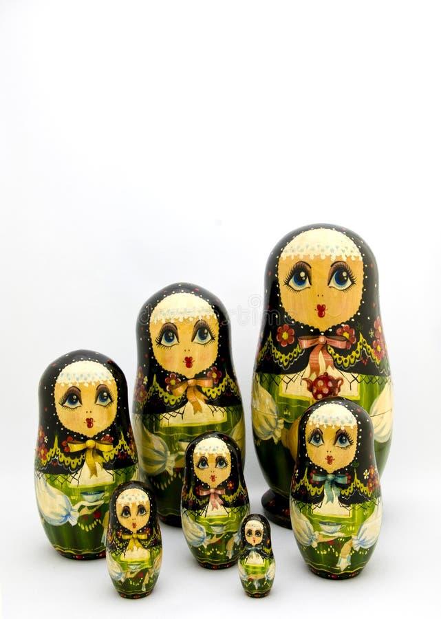 Matryoshka jerarquizó las muñecas rusas