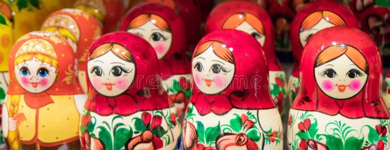 Matryoshka russe photographie stock libre de droits