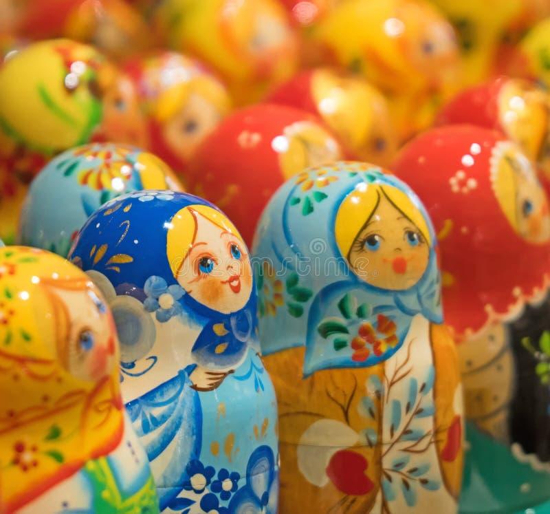 Matryoshka russe photos libres de droits