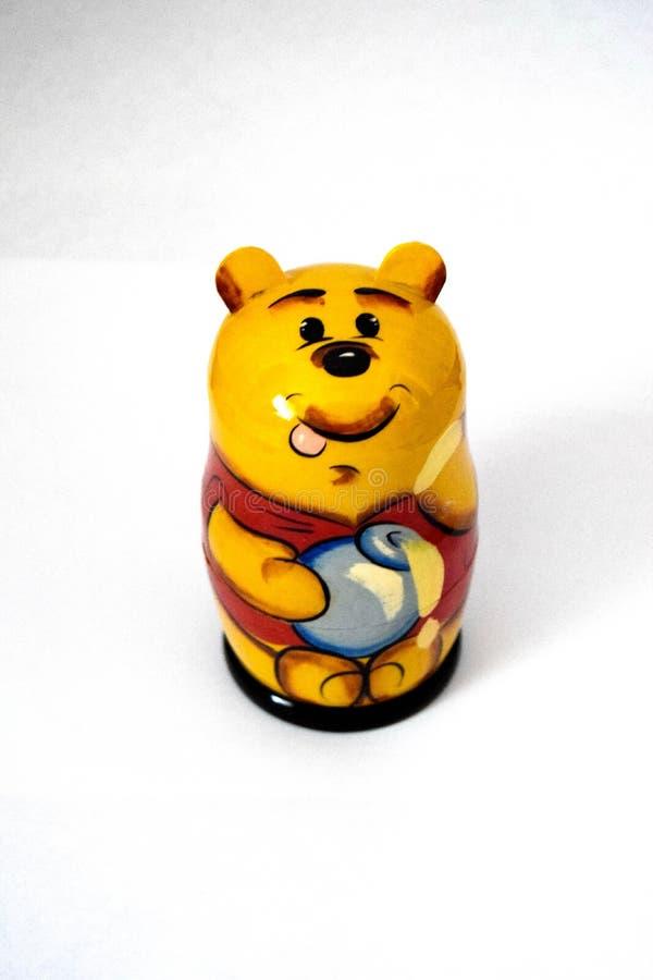 Matryoshka Russische poppen stock fotografie