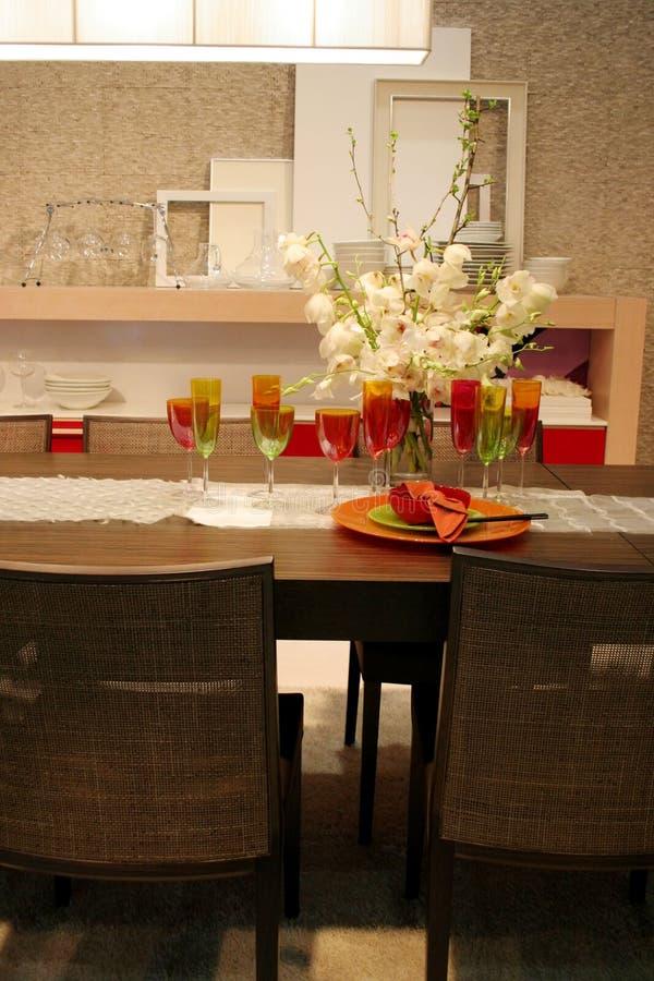 matsal fotografering för bildbyråer