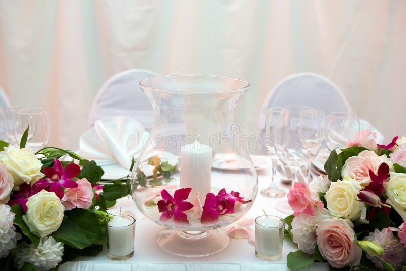 matställebröllop arkivbilder