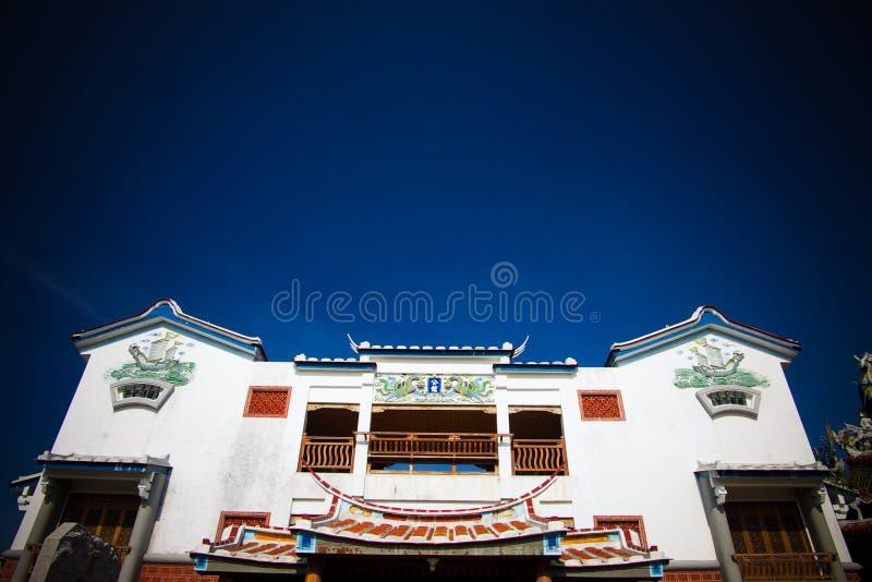 Matsu Tempel lizenzfreie stockfotografie