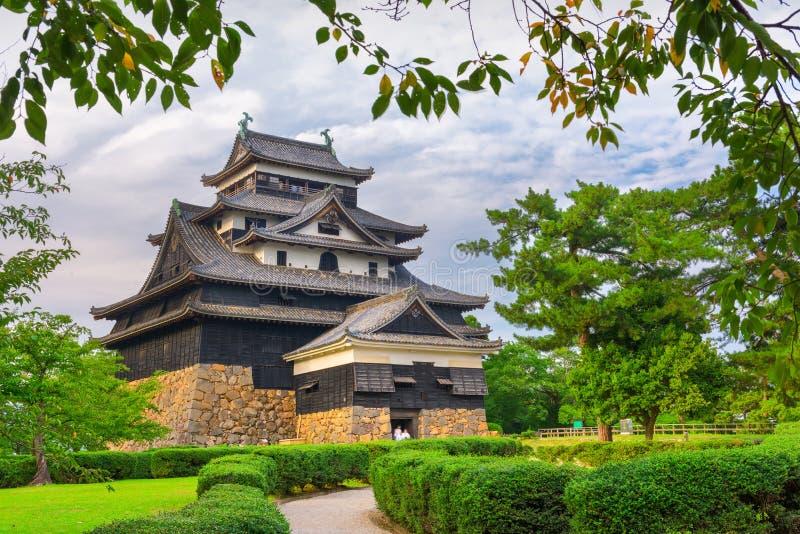 Matsue Castle, Japan royalty-vrije stock afbeelding
