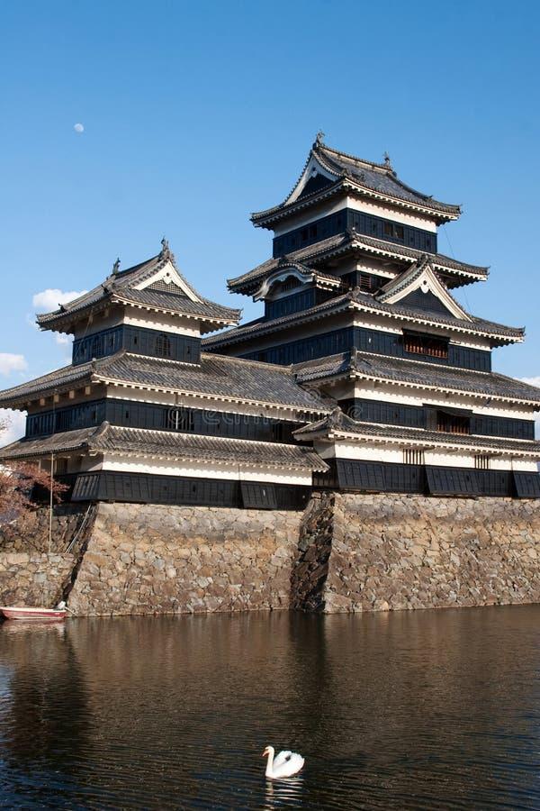 Download Matsumoto castle, Japan stock photo. Image of gatehouse - 17446554