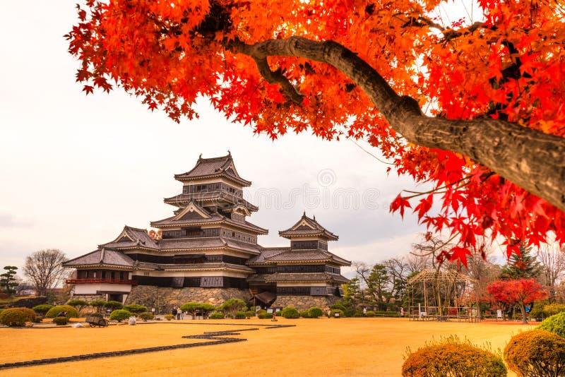 Matsumoto Castle, Japan. royalty free stock photography