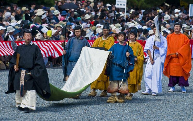 matsuri jidai φεστιβάλ στοκ φωτογραφία με δικαίωμα ελεύθερης χρήσης
