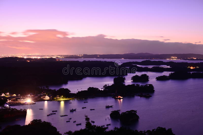 Matsushima stock fotografie