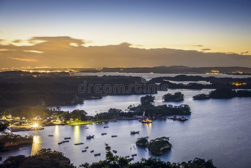 Matsushima Japan stock fotografie