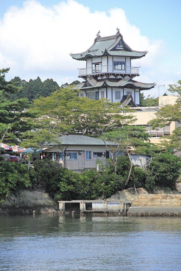 Matsushima Japon photo libre de droits