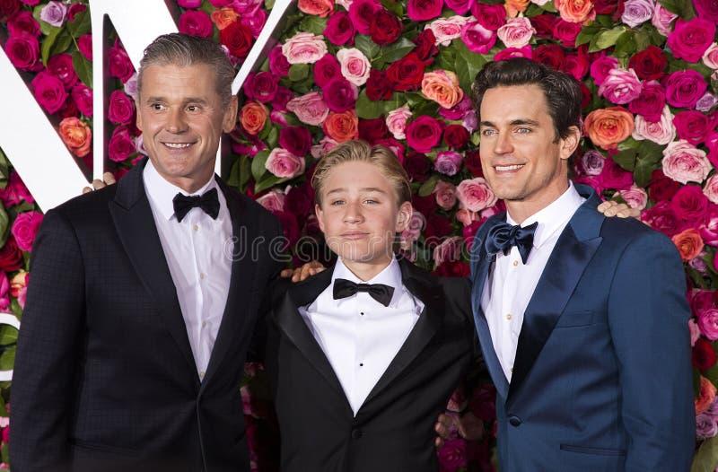 Matt Bomer beim Tony Awards 2018 lizenzfreie stockfotografie