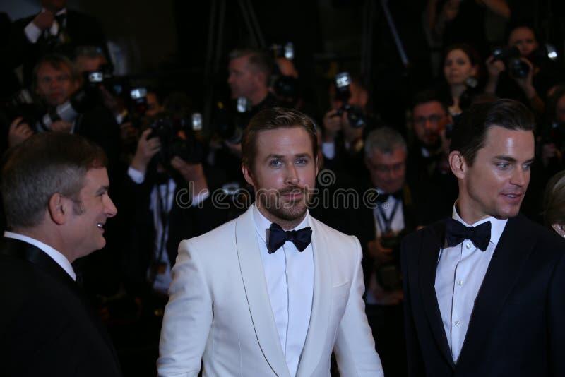 Matt Bomer Ryan Gosling arkivfoton