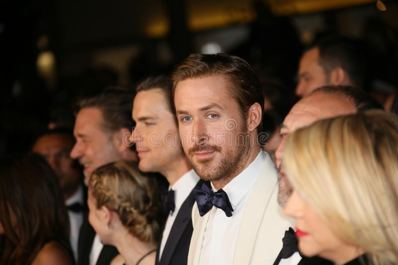 Matt Bomer, Ryan Gosling photo libre de droits