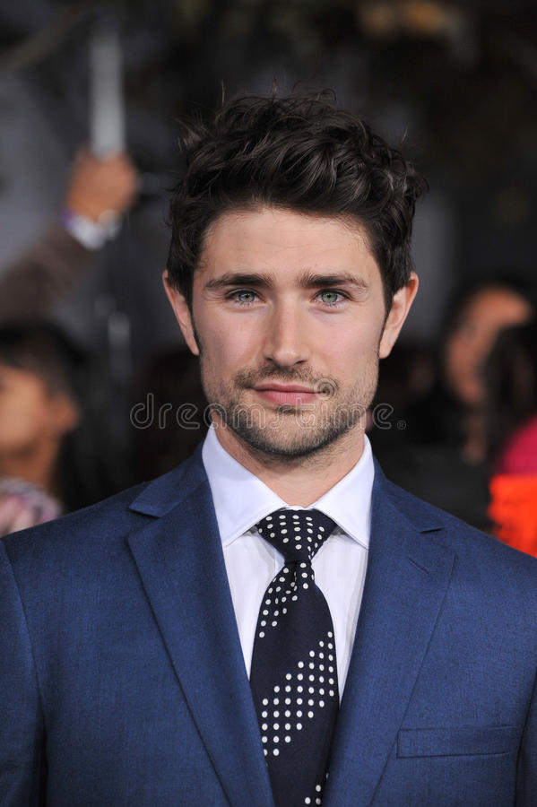 Matt Dallas fotos de stock royalty free